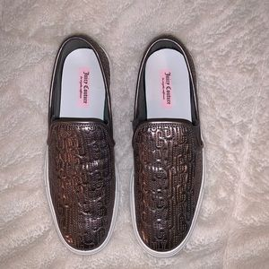Juicy Couture Loafers / Sneakers NWOT